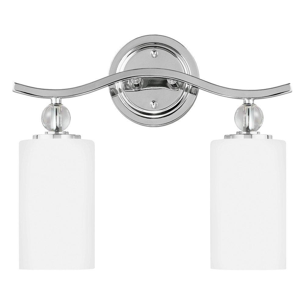 Sea Gull Lighting 4413403-05 Three Light Wall//Bath