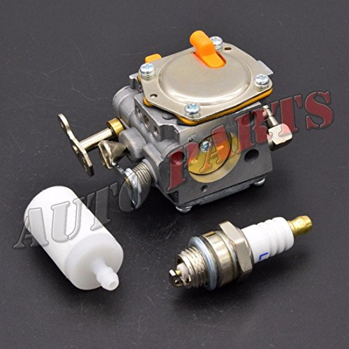 Partner Saw Parts (FitBest Carburetor for Husqvarna Partner K650 K700 K800 K1200 Concrete Cut-off Saw 503280418 Carb)