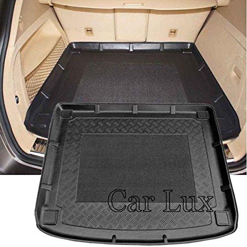 Alfombra Cubeta Protector cubre maletero a medida con antideslizante para Cayenne Car Lux AR01043