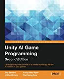 img - for Unity AI Game Programming - Second Edition book / textbook / text book