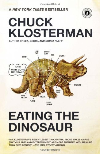 Read Online Eating the Dinosaur PDF