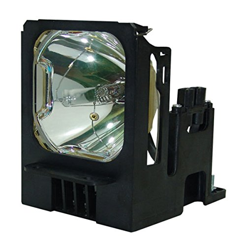 Kingoo Excellent Projector Lamp for Mitsubishi VLT-XL5900U VLT-XL5950LP 915D035O20 Replacement Projector Lamp Bulb with Housing