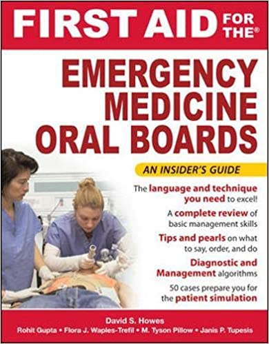 First aid for the emergency medicine oral boards first aid first aid for the emergency medicine oral boards first aid specialty boards 1st edition fandeluxe Choice Image