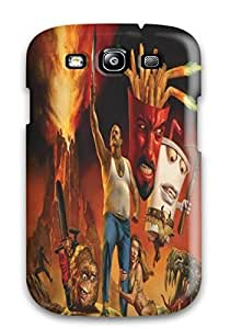 Hot Tpye Aqua Teen Hunger Force Case Cover For Galaxy S3
