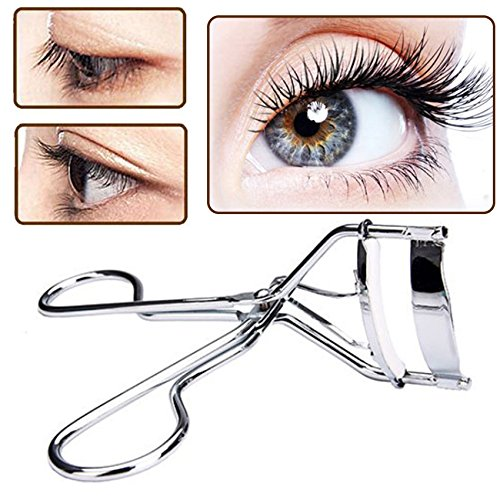 Portable ciglia bigodini natura Curl ciglia donne Pro Handle Eye Lashes curling clip beauty makeup Cosmetic Tool YIHUA