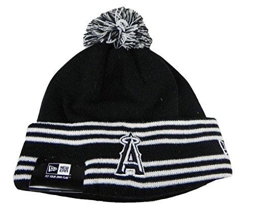 Angels Beanie - New Era Headwear MLB Los Angels of Anahiem Sport Knit Beanie One Size Men Hat