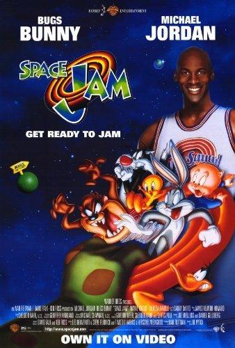 Space Jam POSTER Movie (27 x 40 Inches - 69cm x 102cm) (1996)