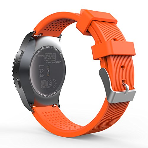 Classic MoKo Silicone Ticwatch Smartwatch