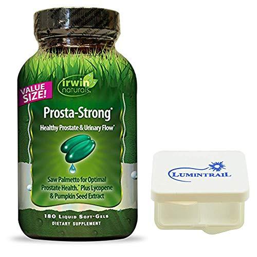 Irwin Naturals Supplement Supports Prostate