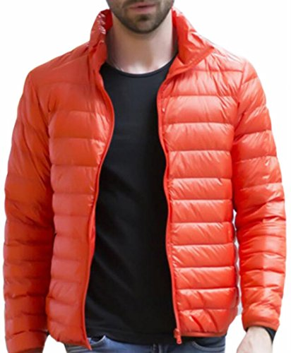 UK Collar Stand Down Jacket 2 Light Packable today Puffer Men's Weight UwdqCC