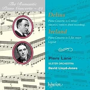 The Romantic Piano Concerto Vol.39