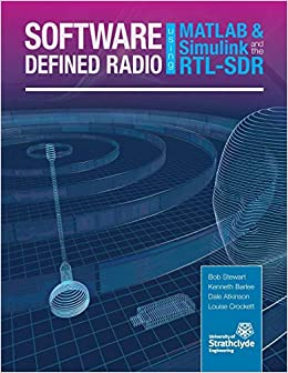 Amazon com: Software Defined Radio using MATLAB & Simulink