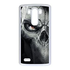 Darksiders LG G3 Cell Phone Case White Phone cover R49371305