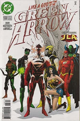Amazon com: Green Arrow Number 133 (Like a God part 2 of 2): Books