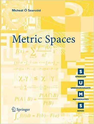 Metric spaces springer undergraduate mathematics series 2007 metric spaces springer undergraduate mathematics series 2007th edition kindle edition fandeluxe Gallery