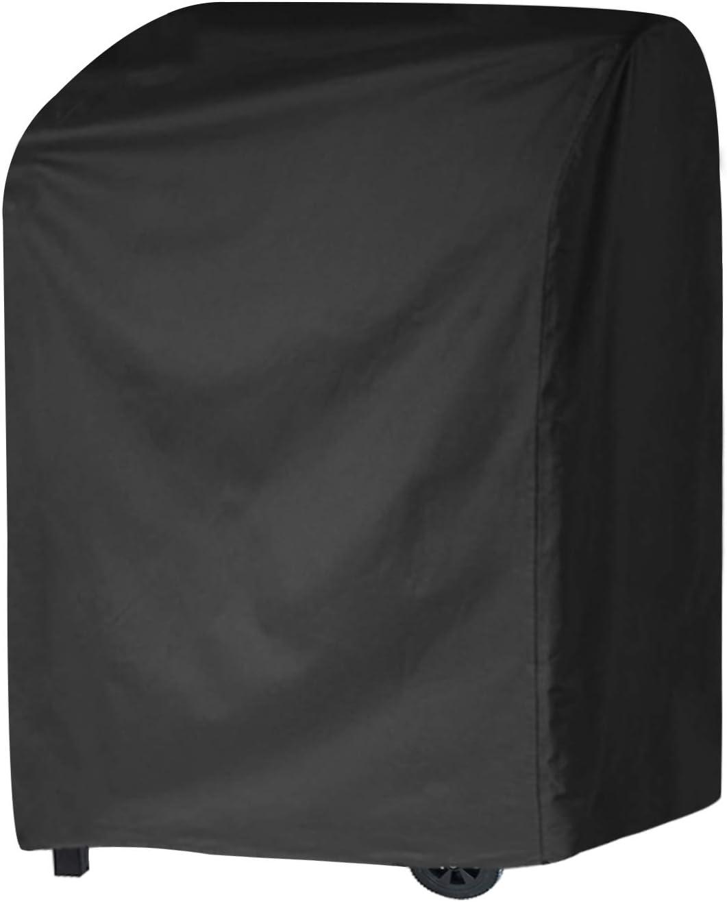 Awnic Funda Barbacoa Rectangular Funda BBQ Impermeable Tela Oxford Resistente al Desgarro 105x49x102cm