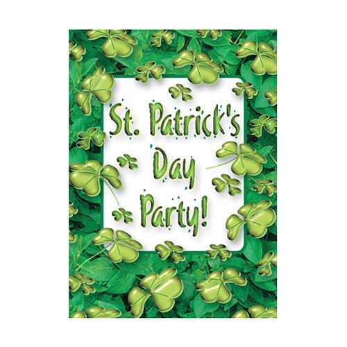 Saint Patrick's Day Party Invitations, (Patricks Day Invitations)