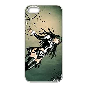 D.Gray man iPhone 4 4s Cell Phone Case White SA9679021