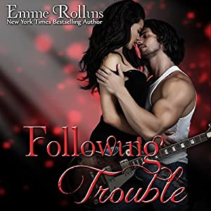 Following Trouble Audiobook