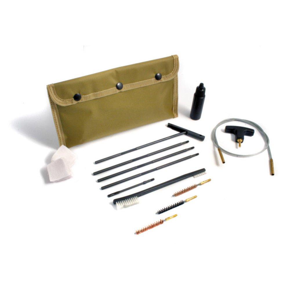 M4 für Kaliber .22 .228 // 5,56-5,7 mm Niebling Reinigungsset 9-teilig