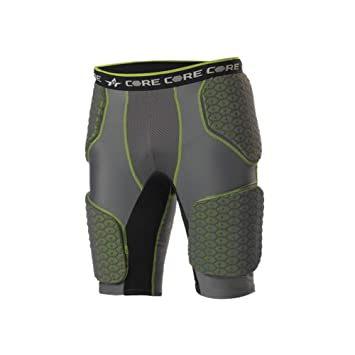New McDavid Rival Pro Adult or Youth 5-Pad Football Integrated Girdle MD7416