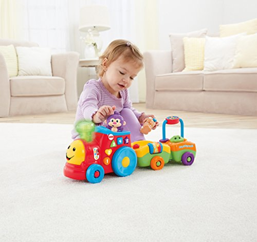 Fisher-Price Laugh & Learn Smart Stages Puppy's Smart Train by Fisher-Price (Image #7)