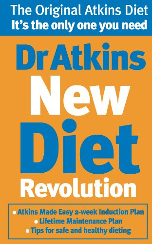 Dr Atkins New Diet Revolution The No Hunger Luxurious Weight Loss Plan That