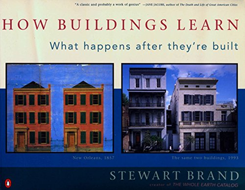 Pdf History How Buildings Learn: What Happens After They're Built
