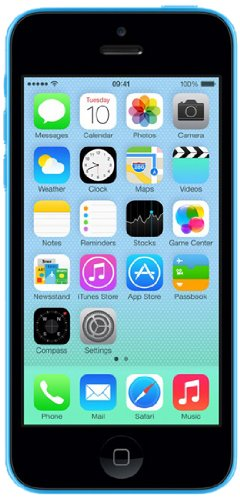 Apple iPhone 5C 16 GB  Unlocked, Blue