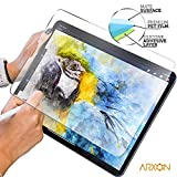 New iPad Pro Screen Protector, High Touch Sensitivity Paper-Like Screen Protector Compatible with iPad 2018/19 Release/Apple Pencil Compatible (11 Inch 1P)