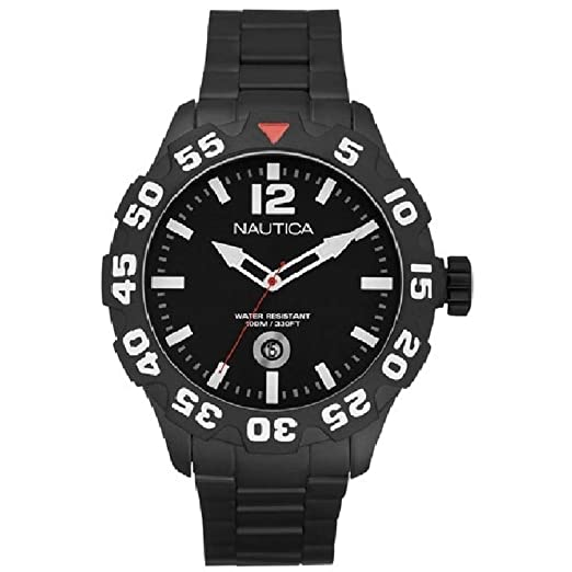 Amazon.com: Nautica BFD 100 - Reloj de pulsera para hombre ...