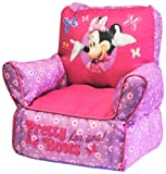 Disney Minnie Mouse Bean Bag Sofa Chair