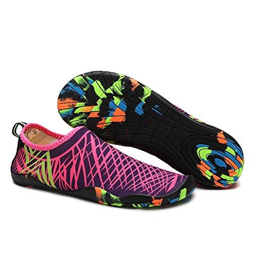 Sport Chaussures Peau À Séchage Femmes Rapide Hommes Eau BqvOw