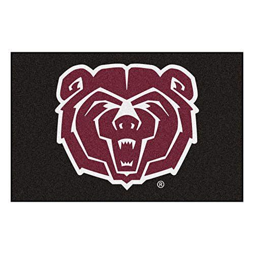 NCAA Missouri State Bears Starter Mat Rectangular Area - Bears Starter Mat