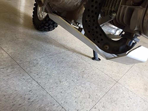 2013-2018 Honda CRF110F Aluminum Skid Plate By Ricochet off-Road 299