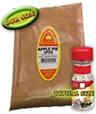 Marshalls Creek Spices Apple Pie Spice Seasoning Refill, 8 Ounce