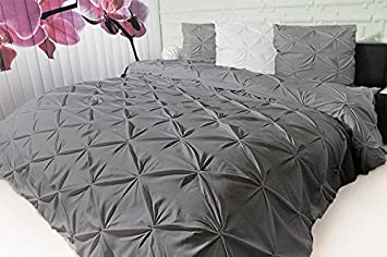 lit couvre lit 3D biesen Design Moderne Jeté de lit Couvre lit XXL 240 x 260 cm  lit couvre lit