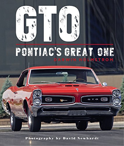 Gto  Pontiacs Great One