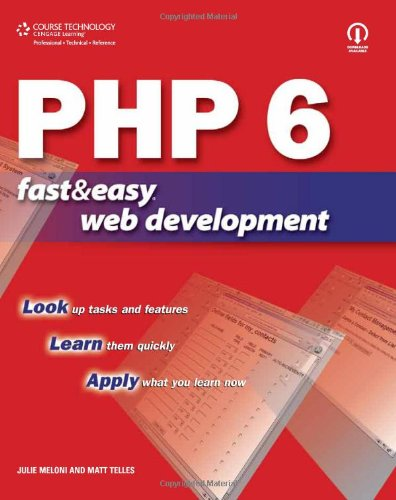 PHP 6 Fast and Easy Web Development