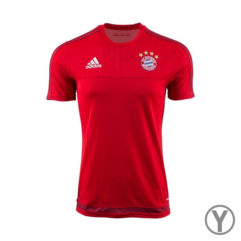 Adidas FC Bayern München Training Youth Jersey-fcbtru