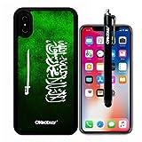 iphone X Case%2C Saudi Arabian Flag Case
