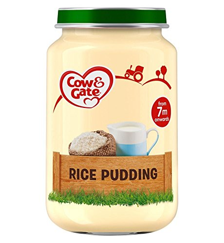 Top 4 recommendation rice pudding cow and gate