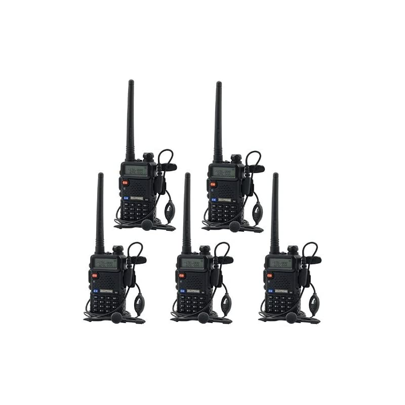 BaoFeng UV-5R UHF VHF Dual Band Two Way