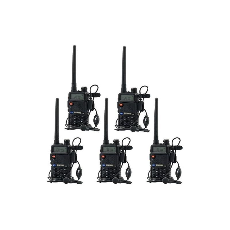 BaoFeng UV-5R UHF VHF Dual Band Two Way