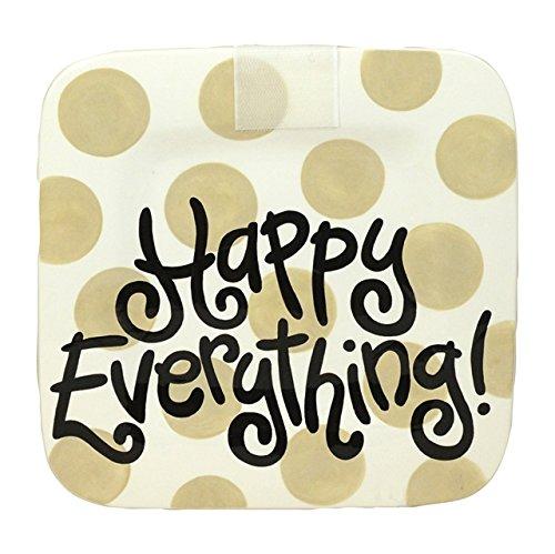 Happy Everything Mini Platter - Neutral