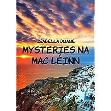 Mysteries na mac léinn (Irish Edition)