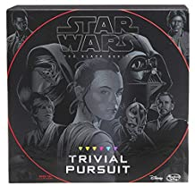 Star Wars Trivial Pursuit Board Game