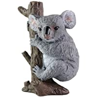 NUOBESTY Modelo de Koala Estatua de Koala Animales