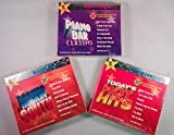 Karaoke Party: 6 CD Bonanza [48-Songs CD+G] - Today's Hot Hits, Piano Bar Classics, Rocking South Hits