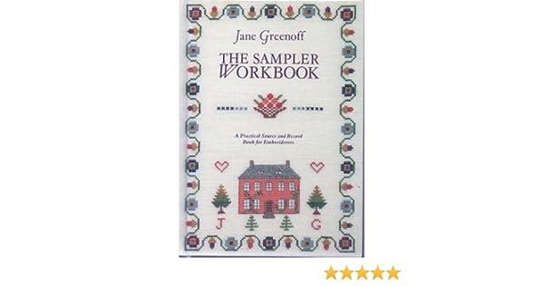 Sampler workbook: motifs and patterns: caroline vincent.